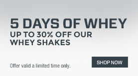 whey offer