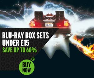 Blu-ray Box Sets Under £15