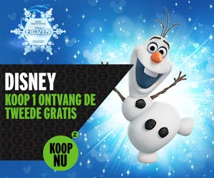 Disney aanbieding