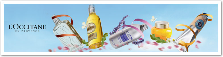 L'Occitane product page