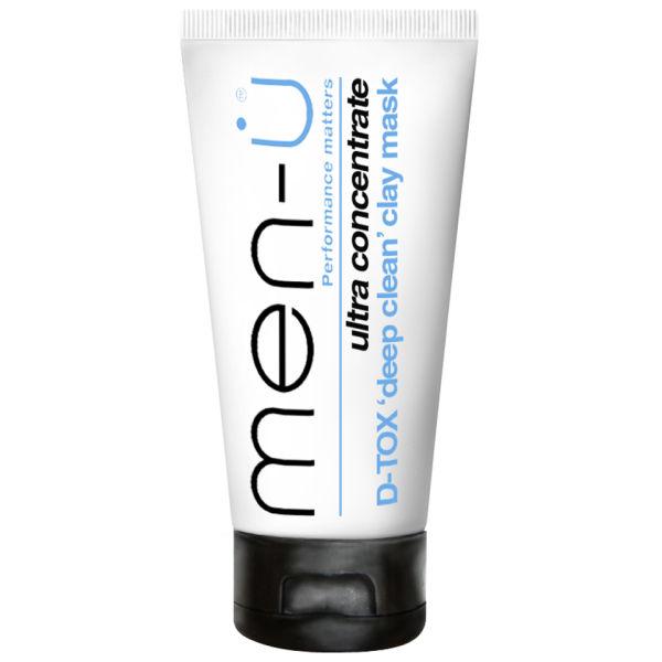 men-u D-TOX Deep Clean Clay Mask