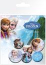 Disney Frozen Mix - Badge Pack