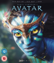 Avatar 3D (3D Blu-Ray  2D Blu-Ray and DVD)