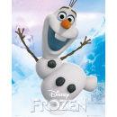 Frozen Olaf - Mini Poster - 40 x 50cm