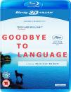 Adieu Au Langage 3D (Includes 2D Version)