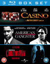 Casino / American Gangster / Carlito's Way