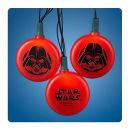 Star Wars Darth Vader Red Christmas Lights