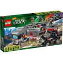 LEGO Teenage Mutant Ninja Turtles Rig Snow Getaway (79116) Zavvi por 90.99€