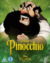 Pinocchio - Disney Villains Limited Artwork Edition