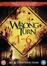 Wrong Turn 1-6