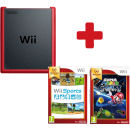 Offerta: Wii mini + Super Mario Galaxy + Wii Sports