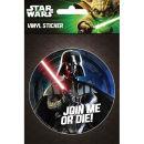 Star Wars Vader - Vinyl Sticker - 10 x 15cm