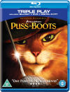 Puss in Boots - Triple Play (Blu-Ray  DVD and Digital Copy)