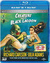Creature from the Black Lagoon (1954) 60th Anniversary Edition) [Blu-ray 3D + Blu-ray]
