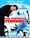 Mr. Popper's Penguins - Triple Play (Blu-Ray, DVD and Digital Copy)