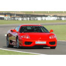 Ferrari and Aston Martin Driving Thrill at Brands Hatch