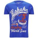 Conspiracy Men's Dominic T-Shirt – Royal – L LAzul Zavvi por 22.09€