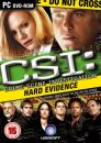 CSI: Crime Scene Investigation - Hard Evidence (DVD-Rom) PAL UK