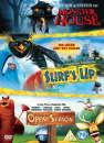 Surfs Up/Monster House/Open Season Oferta en Zavvi