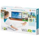 Wii Fit U + Fit Balance Board + Fit Meter (Green)