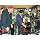 Steam Engine Driving Experience
