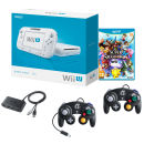 Nintendo Wii Basic With Super Smash Bros + 2 Gamecube Controllers