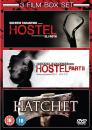 Hostel/Hostel II/Hatchet Oferta en Zavvi