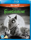 Frankenweenie 3D (Includes 2D Blu-Ray)