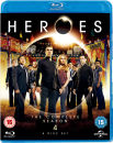 Heroes - Series 4 - Complete (Blu-Ray)
