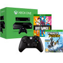 Xbox One Summer Bundle With Kinect Extra Xbox One Controller aanbieding