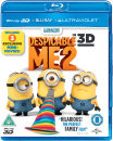 Despicable Me 2 3D (Incluye 2D Blu-Ray y una copia ultravioleta)