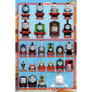 Thomas and Friends Characters Maxi Poster 61 x 915cm
