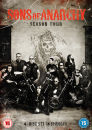 Sons Of Anarchy - Season 4 (Import)