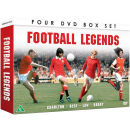Football Legends: Best, Brady, Charlton and Law