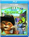 Shrek 2 3D (3D Blu-Ray, 2D Blu-Ray and DVD)