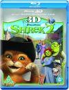 Shrek 2 3D (3D Blu-Ray, 2D Blu-Ray and DVD)