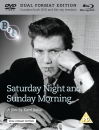 Saturday Night and Sunday Morning [Dual Format Edition]