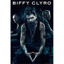Biffy Clyro Band - Maxi Poster - 61 x 91.5cm Oferta en Zavvi