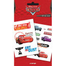 Cars Characters & Sponsors - Tattoo Pack