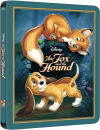 The Fox and The Hound - Steelbook Exclusivo de Zavvi (Edición Limitada) (The Disney Collection #24)