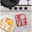 Fry Love You Fried Egg Mould - LOVE Oferta en Zavvi