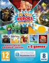 PS Vita Heroes Mega Pack - Includes 4GB Memory Card