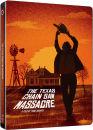 The Texas Chain Saw Massacre (1974): 40th Anniversary Restoration Steelbook (Blu-Ray)
