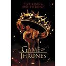 Game Of Thrones Crown – Maxi Poster – 61 x 91.5cm Zavvi por 6.49€