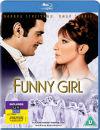 Funny Girl (EN) (Zabawna Dziewczyna) [Blu-Ray]