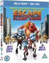 Escape from Planet Earth 3D (Includes 2D Version)