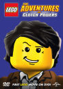 LEGO: The Adventures of Clutch Powers (2014 Big Face Sku)