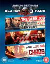 Jason Statham Box Set (The Bank Job / War / Chaos)