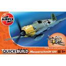 Airfix Quick Build Messerschmitt 109e