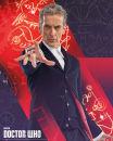 Doctor Who Capaldi - Mini Poster - 40 x 50cm